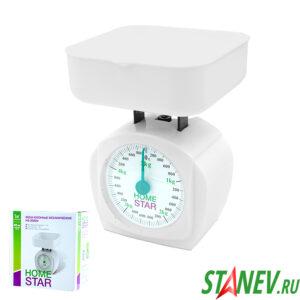 Весы кухонные механические HS-3005M 5кг Homestar 1-24