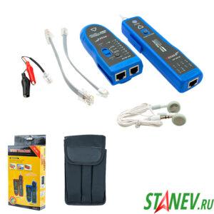 Тестер непрерывности провода Тон кабель Трекер NF-801 1-10
