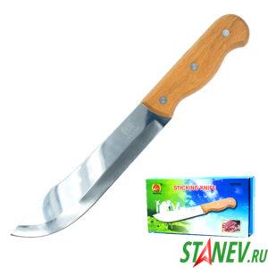 Кухонный нож Sticking TM7036 нержавеющая сталь 29см 12-144