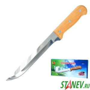 Кухонный нож Sticking TM8034 нержавеющая сталь 31см 12-144
