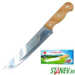 Кухонный нож Sticking TM8149 нержавеющая сталь 33см 12-144